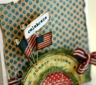 Jenn Biederman Date Me Seasons 4th of July Card Detail
