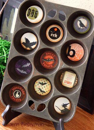 JennB_Halloween Muffin Tin