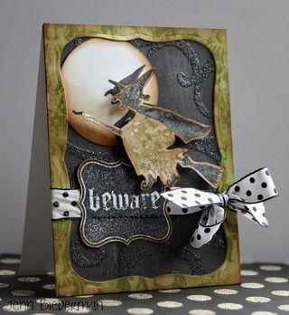 JennB_Halloween Flight_Caution Stamp Set_Card