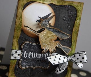 JennB_Halloween Flight_Caution Stamp Set_Card_detail