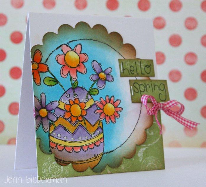 JennB_HelloSpringCrackedEgg_Card