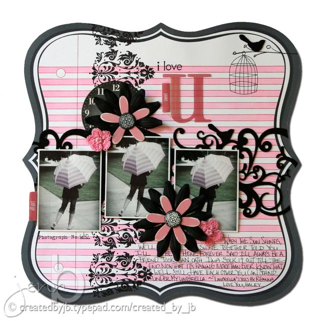 JennB Damask Birdcage Layout