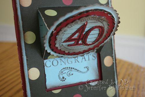 Happy 40th Anniversary (detail)